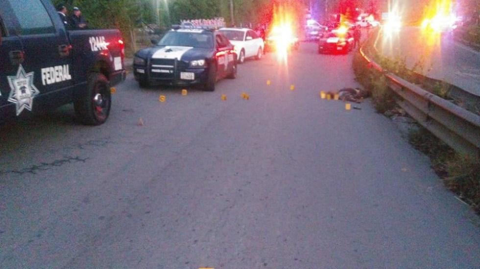 Agresión a policías en Puebla deja un muerto y cinco detenidos - Foto de Quadratín