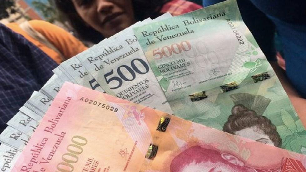 Venezuela retrasa dos meses reconversión monetaria - Foto de Internet