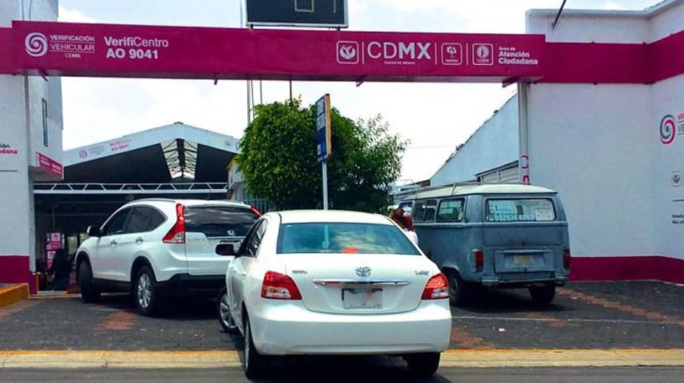 Reinicia la verificación vehicular en la Ciudad de México - Foto de internet