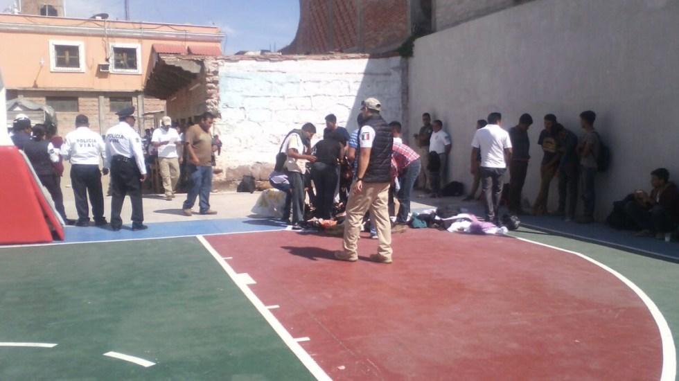 Rescatan a 55 migrantes centroamericanos en Oaxaca - Foto de @realidadoaxaca