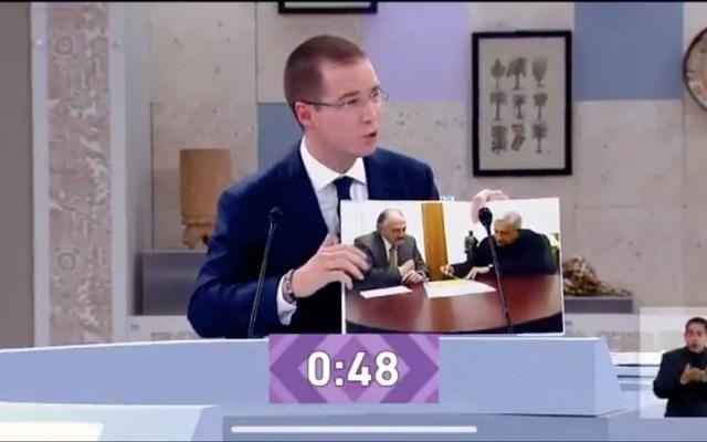 Anaya no calumnió a Riobóo en debate: TEPJF - Captura de Pantalla