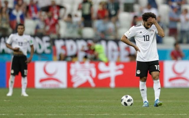 FIFA multa a Egipto por partido amistoso prohibido - Foto de AP