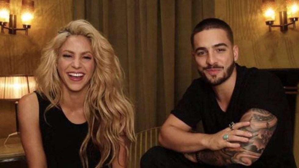 Shakira y Maluma revelan nueva colaboración - Foto de internet