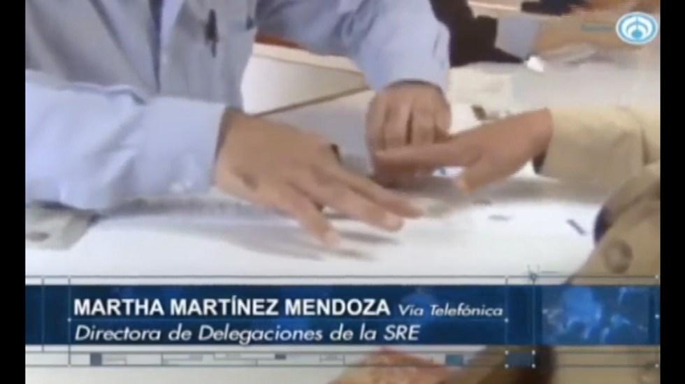 Van 145 afectados por fraude en citas para pasaportes: SRE - Captura de Pantalla