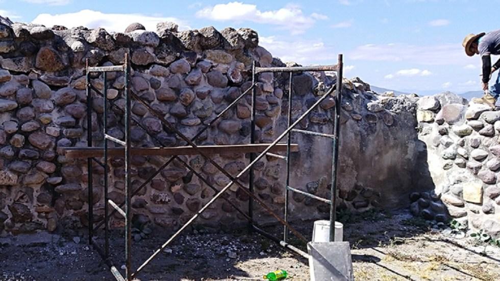 Suman 28 bienes culturales restaurados en Oaxaca tras sismos - Foto de Centro INAH Oaxaca