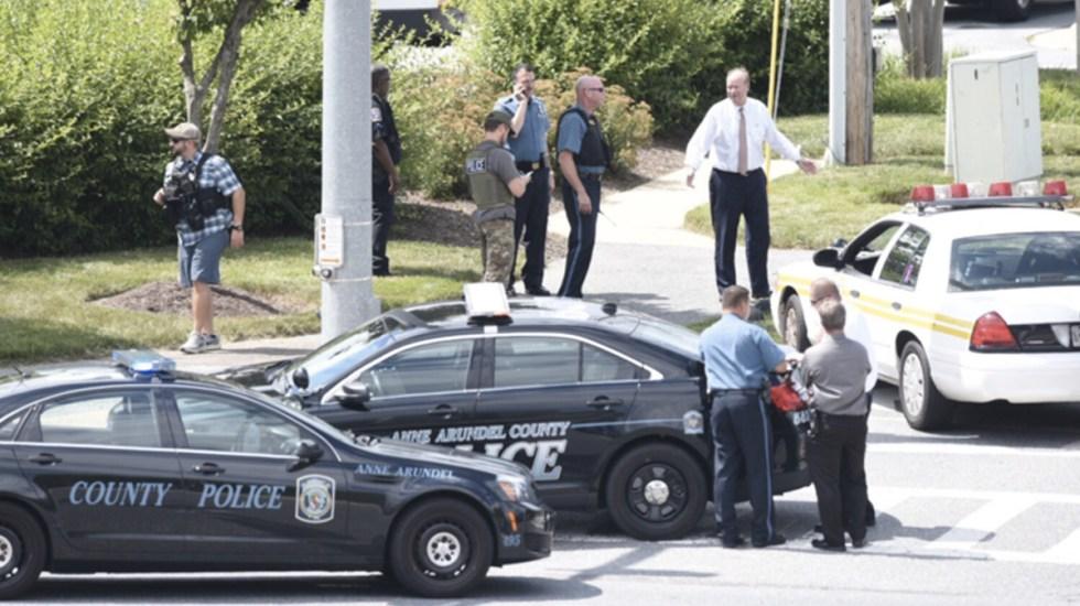 Identifican al agresor del tiroteo en periódico de Maryland - Foto de Internet