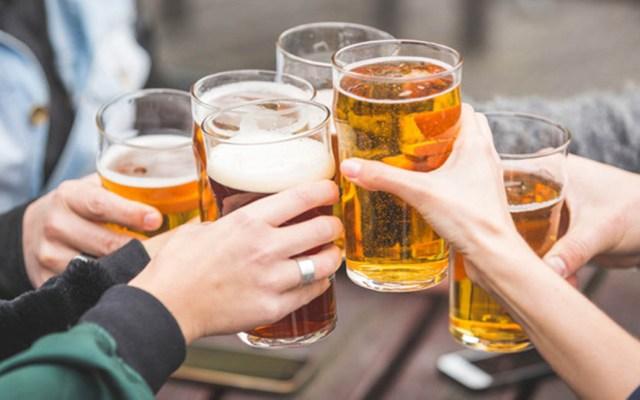Estudio revela que beber alcohol moderadamente no es saludable - Foto de internet