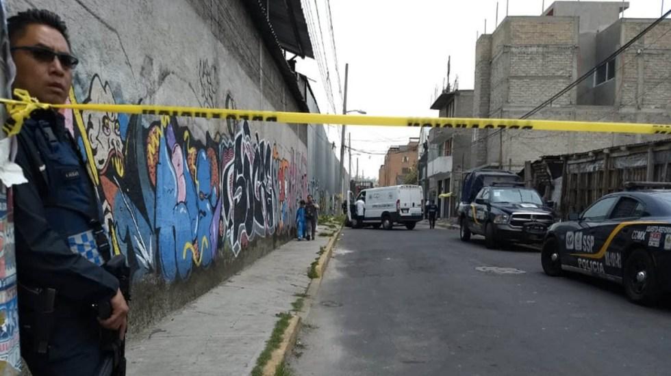 Conductor de tráiler mata a presunto asaltante en Iztapalapa - Foto de Internet