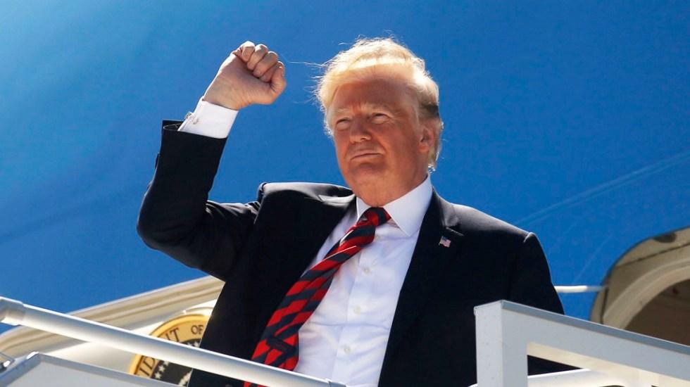 Trump planteó a mandatarios invadir Venezuela - Foto de Reuters
