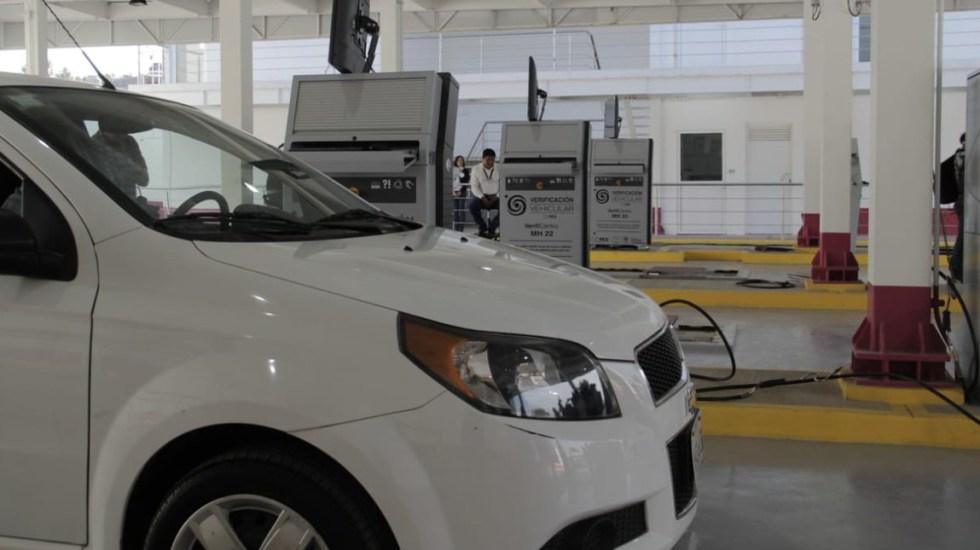 Verificación Vehicular regresará a la capital en julio - Foto de @amievajoserra