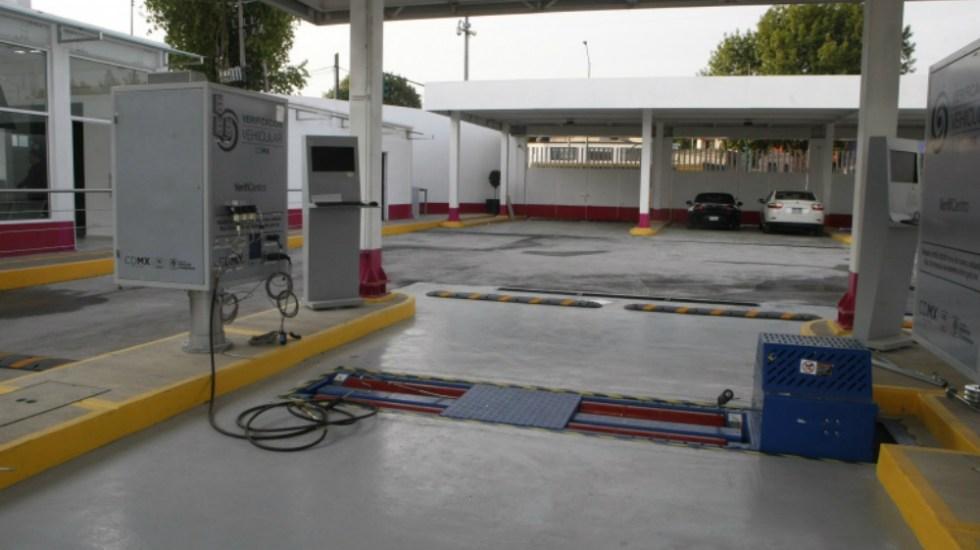 Penalizan a cinco verificentros por no iniciar actividades a tiempo - Foto de Gobierno de la CDMX