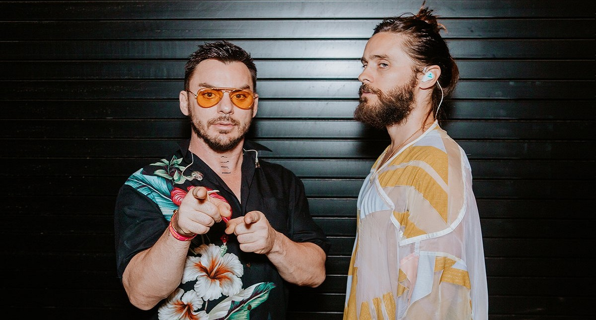 Yay! 30 Seconds To Mars anuncia su regreso a México