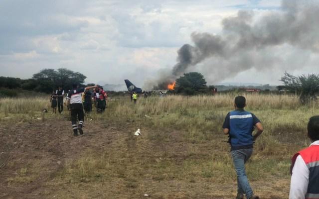 Integran comisión para investigar accidente de avión en Durango