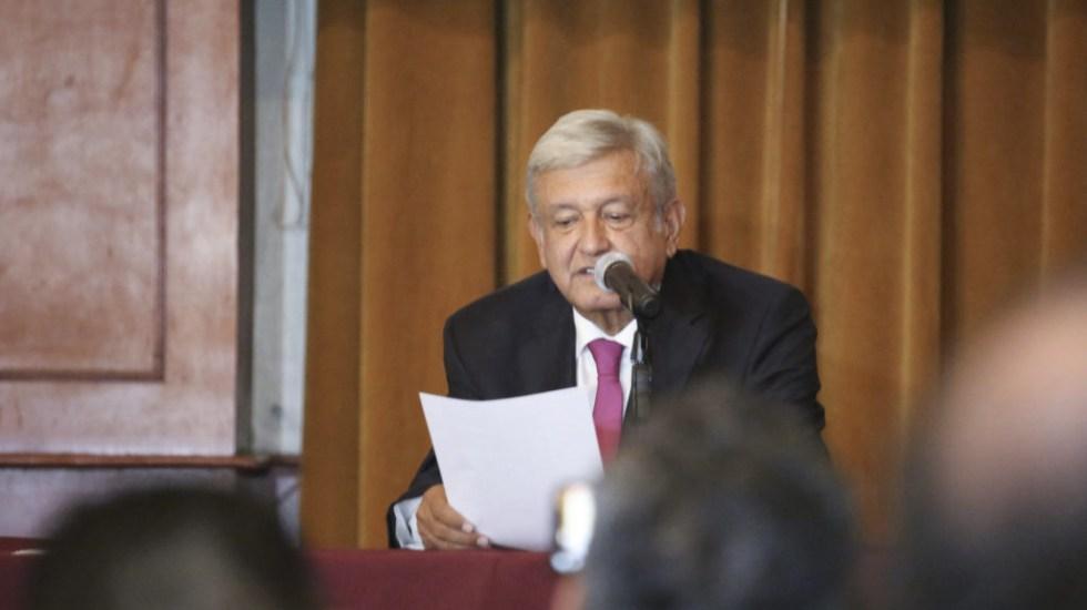 Es el momento de que el gobierno se apriete el cinturón: AMLO - Foto de lopezobrador.org