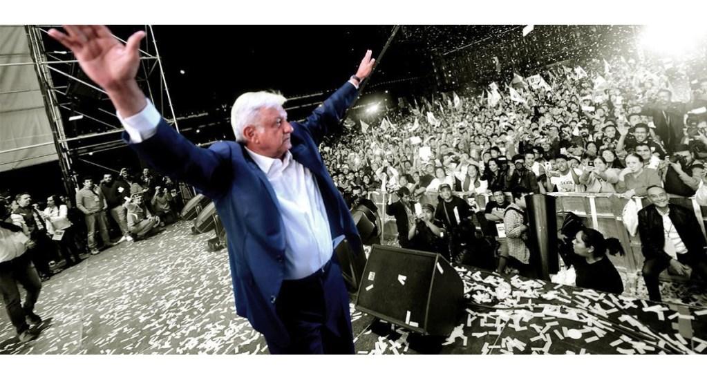Reacciones de la prensa de EE.UU ante victoria de AMLO - Foto de internet