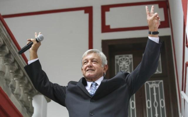 Confía López Obrador en próximos días lograr acuerdo en TLCAN - Foto de LopezObrador.org.mx