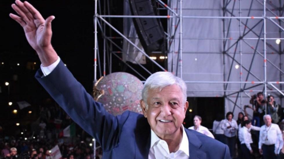 Cómputos distritales del INE refrendan victoria de AMLO - Foto de Quadratín