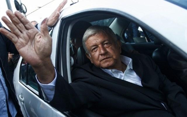 AMLO se reúne con presidentes de la Concamin y la Concanaco - Foto de Cuartoscuro