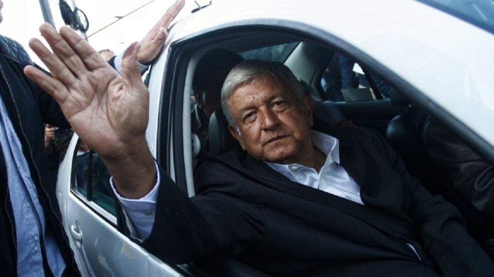 AMLO repite búnker en la Ciudad de México - Foto de Cuartoscuro