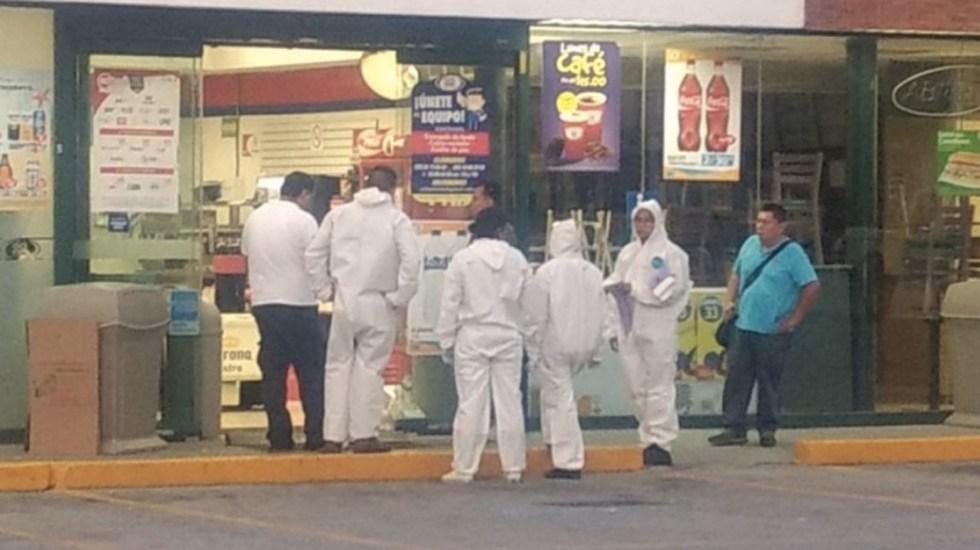 #Video Joven frustra robo y mata a delincuente en Cuernavaca - Foto de Quadratín