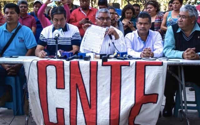 Asesinan a dirigente de la CNTE en Oaxaca - cnte protestas paro