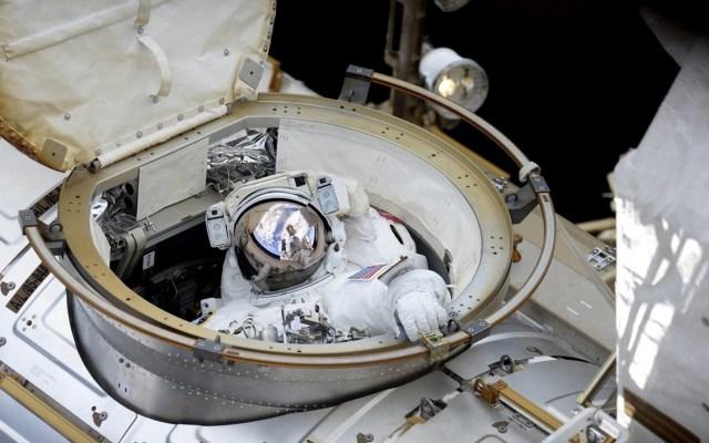 La NASA podría dejar de enviar astronautas al espacio en 2019 - Foto de Twitter Ricky Arnold