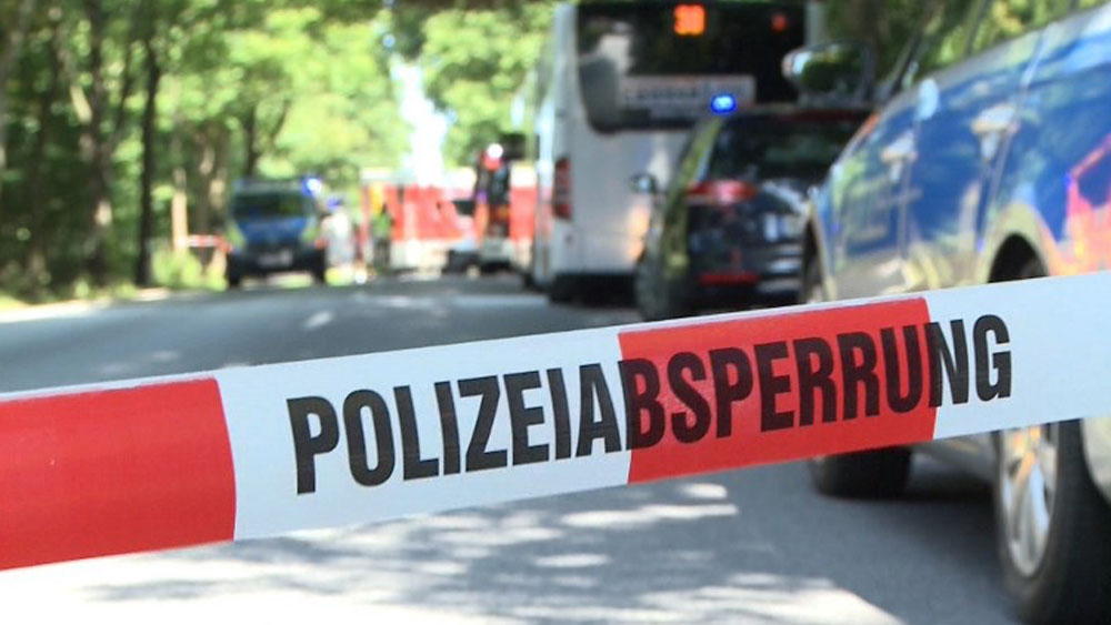 Ataque con cuchillo deja al menos 14 heridos en Alemania - Foto de DPA / AFP