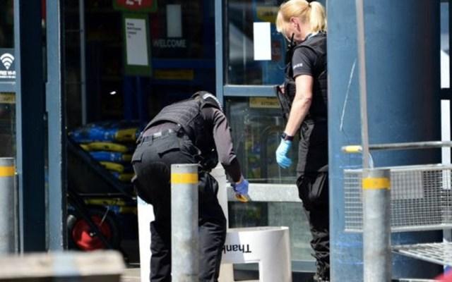 Detienen a cuatro en Reino Unido por ataque con ácido a niño - Foto de SWNS