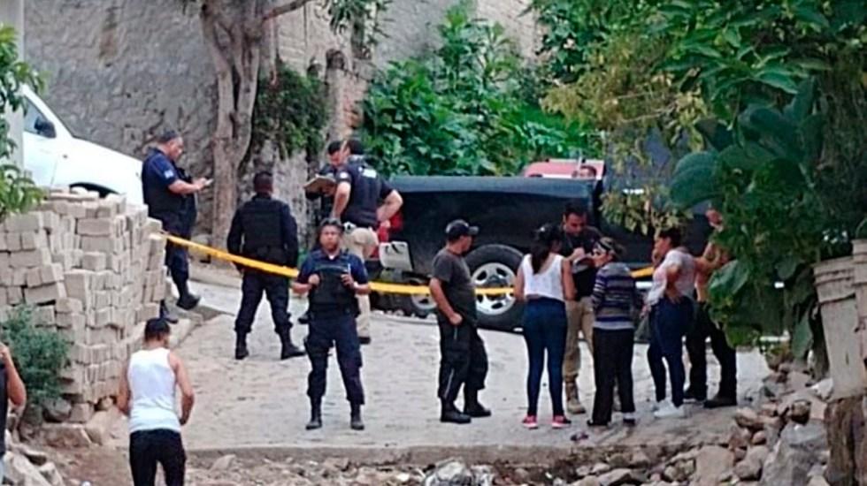 Comando armado asesina a siete personas en Tlaquepaque - Foto Especial
