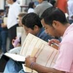 La tasa de desempleo en México creció durante diciembre - Foto de internet