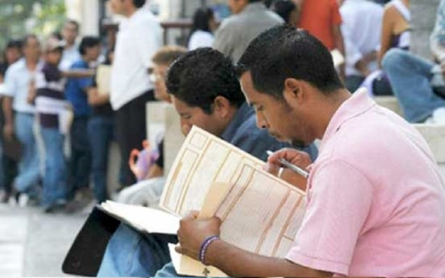 Se mantiene tasa de desempleo en México durante julio - Foto de internet