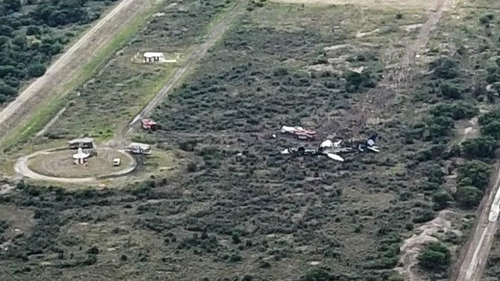 Prioritario, atender a los afectados en el percance aéreo: Ruiz Esparza - Foto de AFP