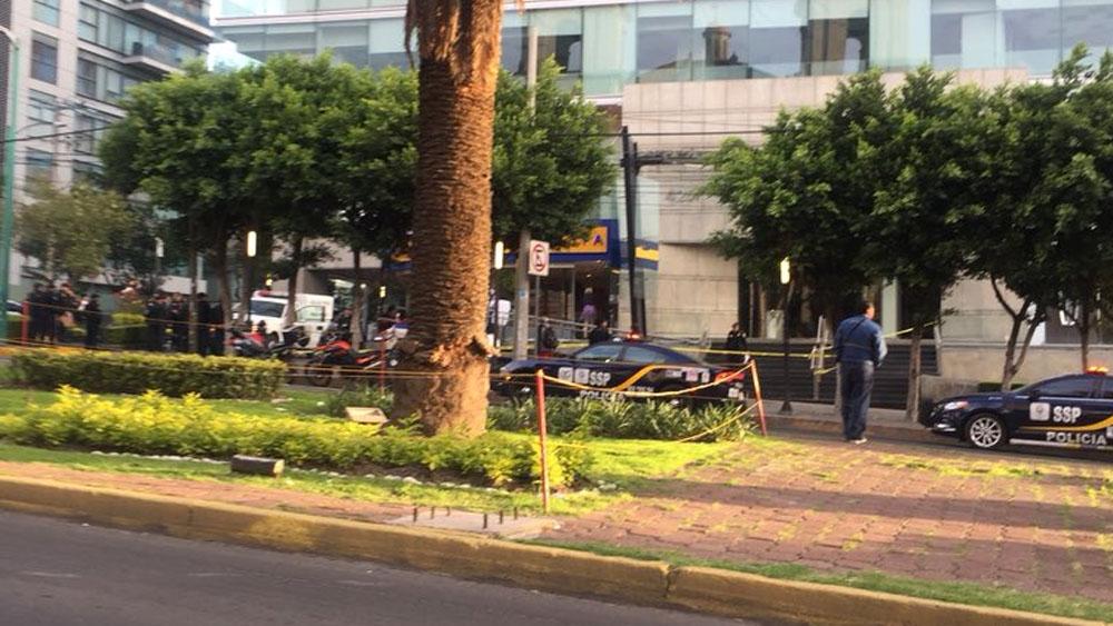 Ataque en taquería de las Lomas estaría ligado a otro homicidio - Foto de @skyguerrilla