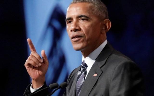 Obama emite sus primeros respaldos para 2018 - Foto de Reuters