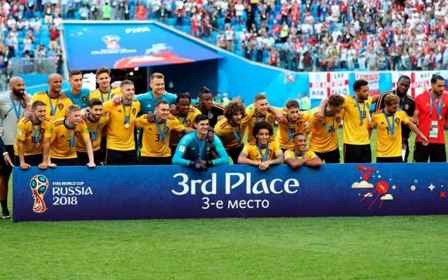 Bélgica gana 2-0 a Inglaterra y se queda con el tercer lugar del Mundial - Foto de @fifaworldcup_es