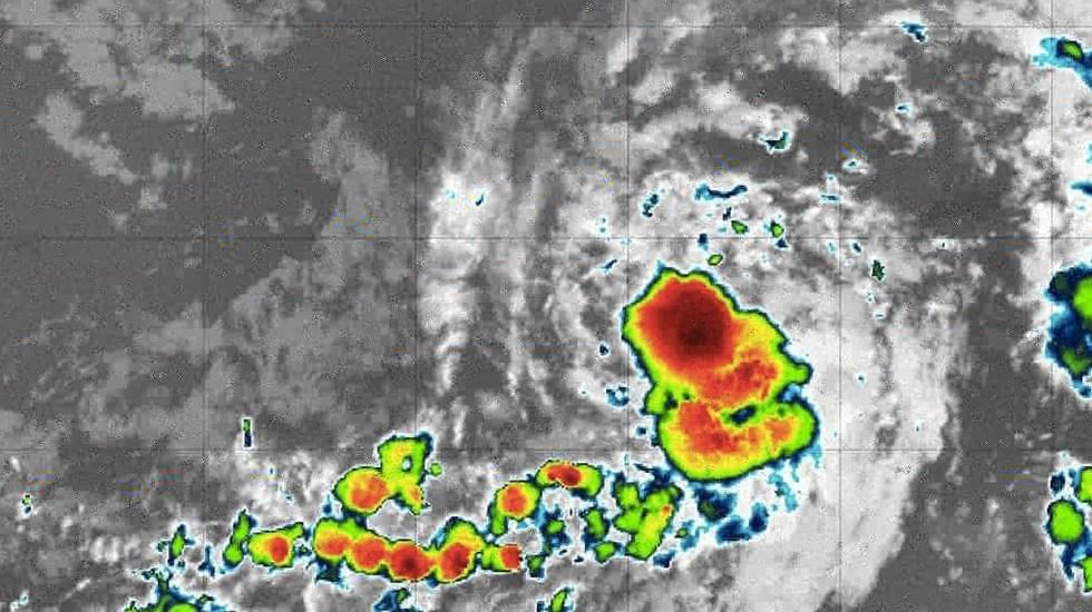 El Caribe se prepara ante llegada de Beryl - Foto de Internet