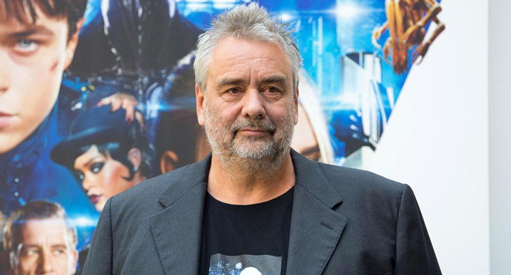 Cinco mujeres más acusan al director Luc Besson por acoso sexual