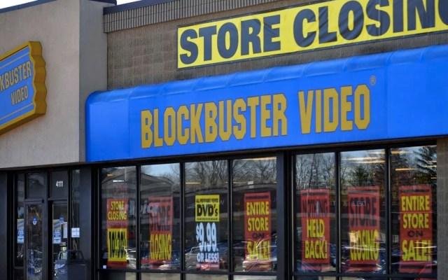 Solo quedará un Blockbuster en todo Estados Unidos - Foto de internet