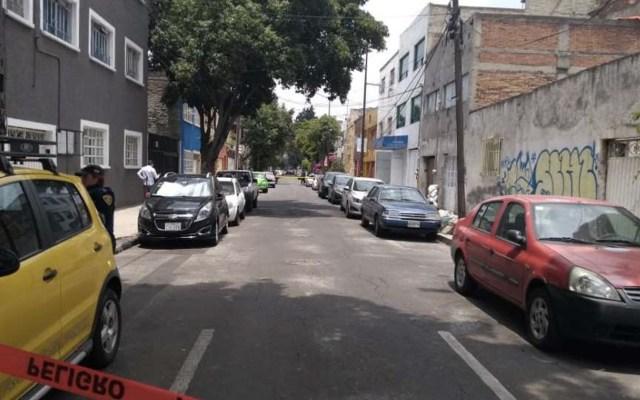Encuentran dos cadáveres dentro de un auto en la colonia Obrera - Foto de Foro TV