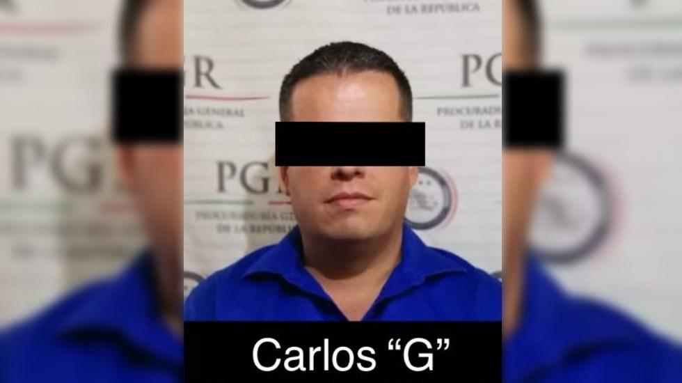 Detienen en Los Cabos a sujeto buscado por justicia de EE.UU. - Foto de PGR
