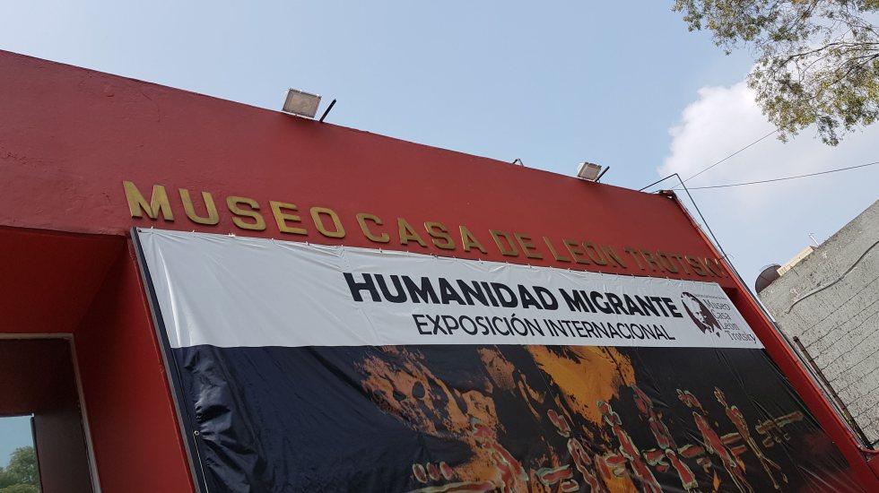Museo Casa de León Trotsky: Rusia en Coyoacán