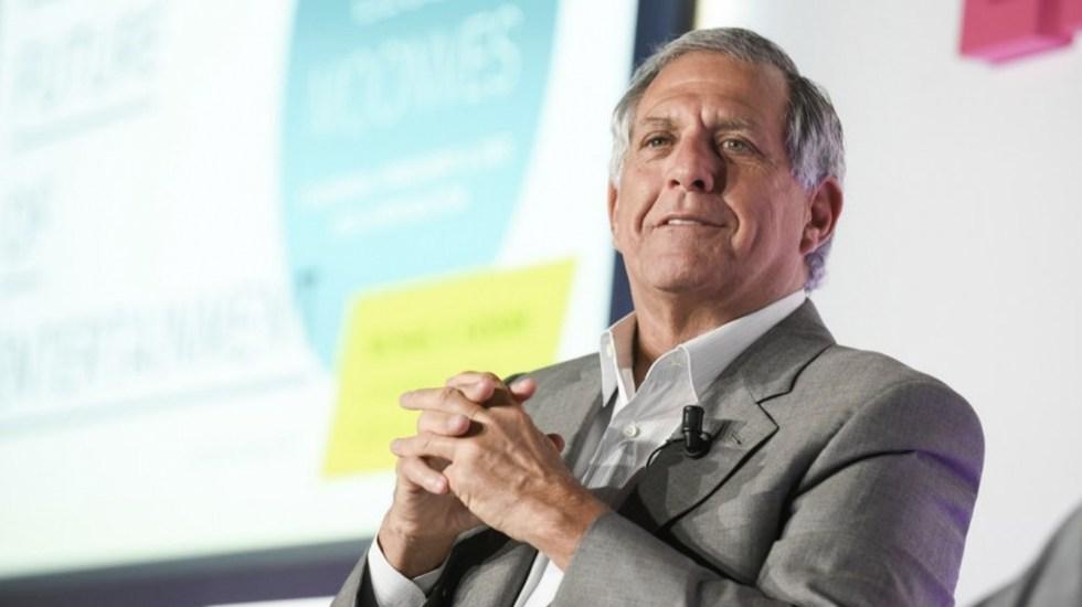 Investigan a CEO de CBS por acoso sexual - Foto de The Hollywood Reporter