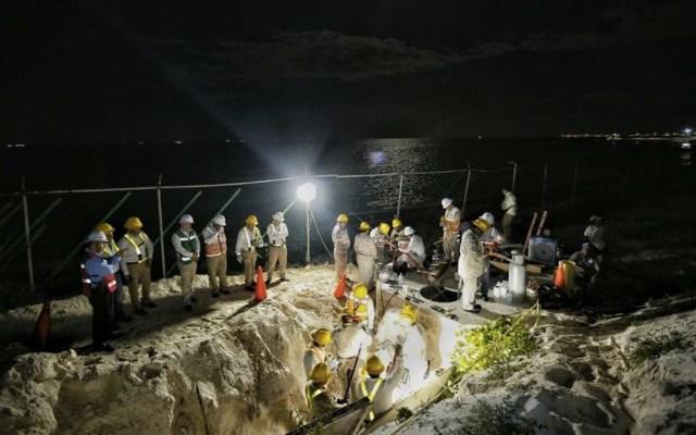 Apagón deja sin luz a Isla Mujeres - Foto de Radio Fórmula QR