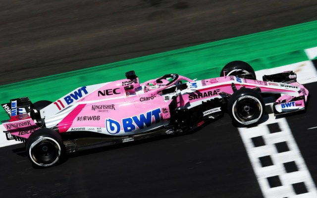 Force India está en quiebra: BBC - Foto de Sahara Force India