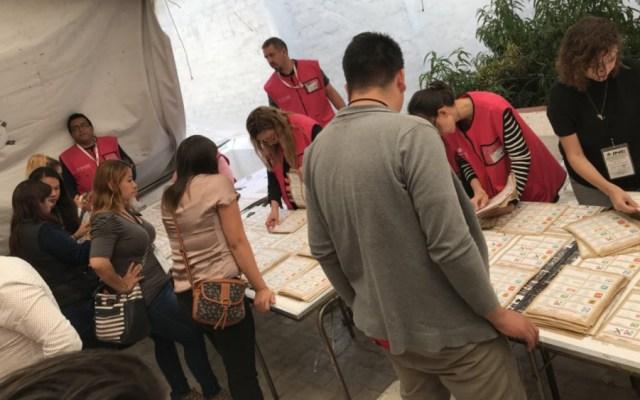 Cómputos distritales dan el 53 por ciento de votación a AMLO - Foto de @CiroMurayamaINE