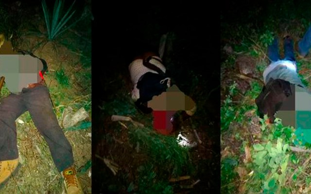 Denuncian a Alejandro Murat tras matanza por conflicto agrario en Oaxaca - Foto de CNE