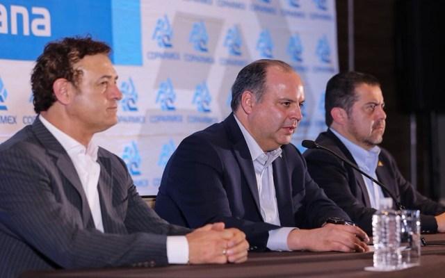 Coparmex será aliada de AMLO pese a diferencias - Foto de @Coparmex