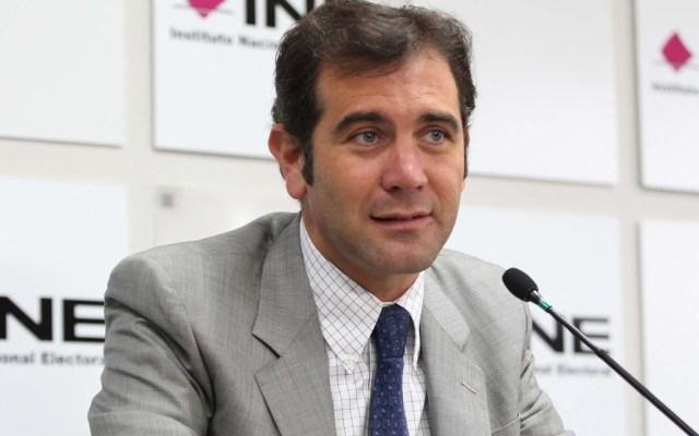 INE tendrá el presupuesto más bajo de su historia: Lorenzo Córdova - INE tendrá el presupuesto más bajo de su historia