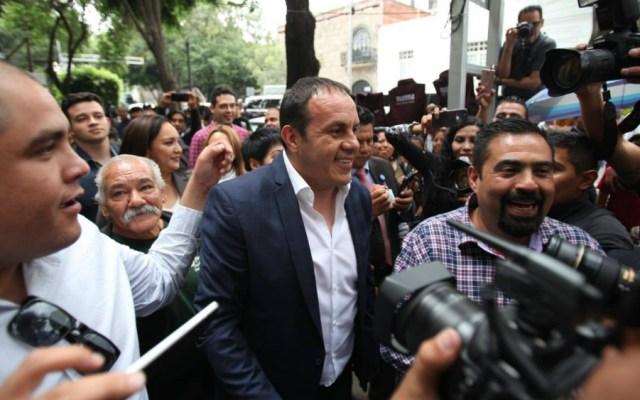 Tribunal desecha juicio político contra Cuauhtémoc Blanco - El exfutbolista rendirá protesta en la Plaza de Armas de Cuernavaca. Foto de Cuauhtémoc Blanco