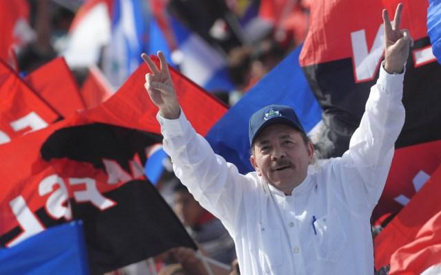 Daniel Ortega cancela asistencia a toma de protesta de López Obrador - Foto de AFP
